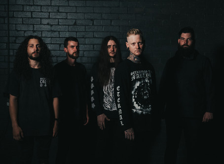 INHIBITOR Unveil Brutal Lyric Video For New Single 'Catalyst'
