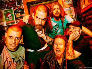 THRASH BLAST GRIND Tour Returns With King Parrot, Exhumed Plus More!