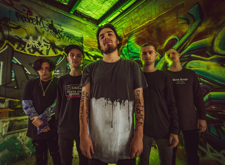 WAKE THE BLIND Announce EP 'Broken Casket' - Out June 12th