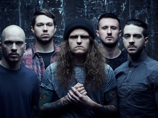 Miss May I Release New Video