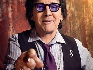 """KISS Drummer Peter Criss Heading To Australia For """"One Last Time"""""""