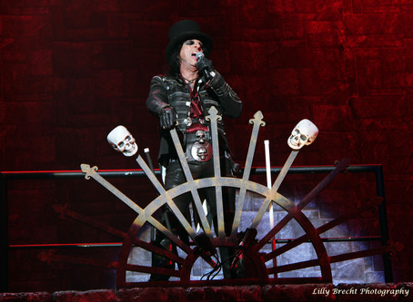 Gig Gallery: Alice Cooper + Airbourne + MC50 @ Adelaide Entertainment Centre - 11/02/20