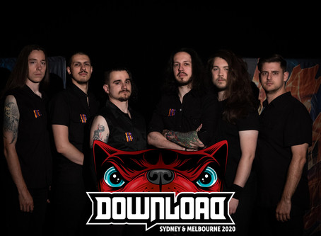 Aussie Acts Added To Download Festival 2020 Lineup