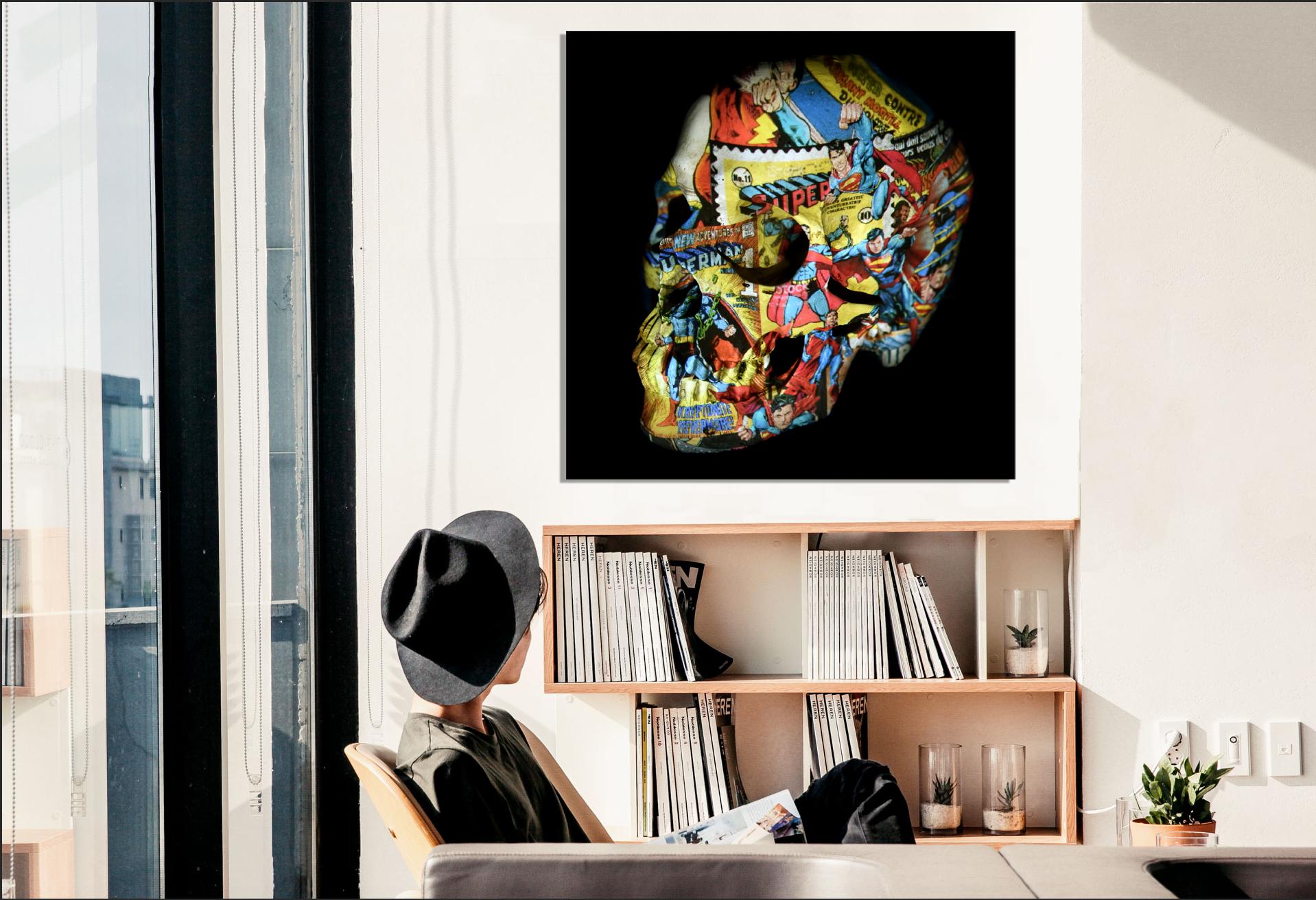 skull superman 2019