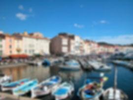 Le vieux port de Saint-Tropez
