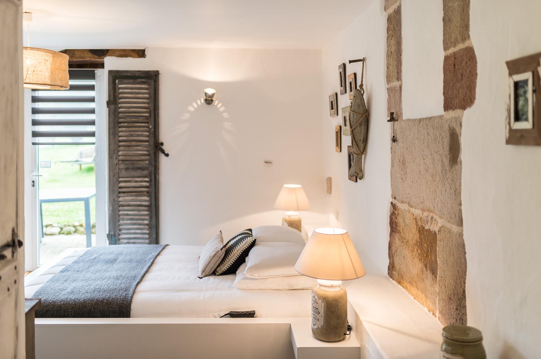 Chambre Txoria Elhorga Biarritz