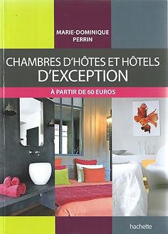Livre chambres d'hôtes Biarritz