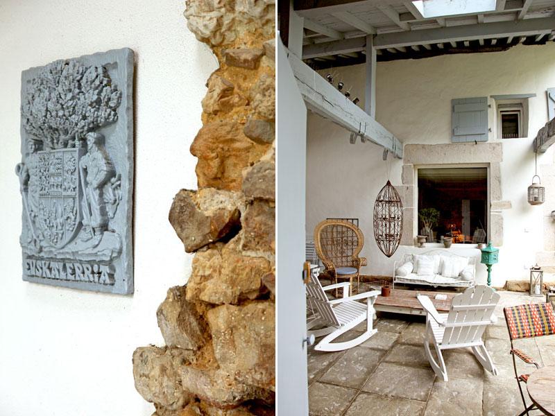 gîtes au pays basque