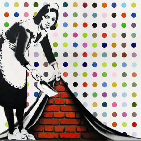 Banksy : l'un des artistes de rue les plus célèbres de tous les temps