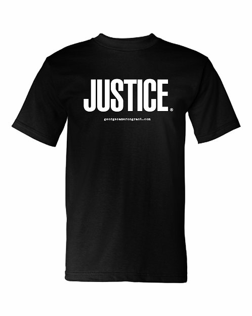 """""""JUSTICE"""" T-Shirt"""