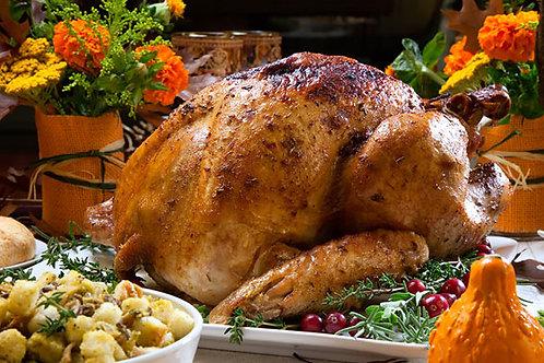 18 - 20 lb. Whole Misty Knoll Farms Turkey