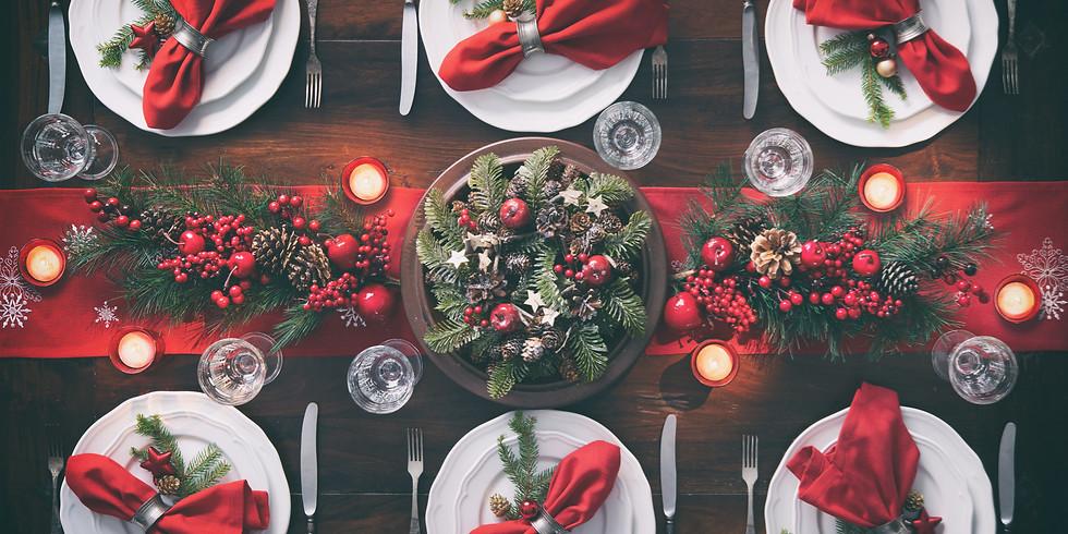 Christmas Dinner @ PINE