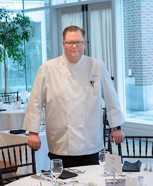 Chef Justin Dain