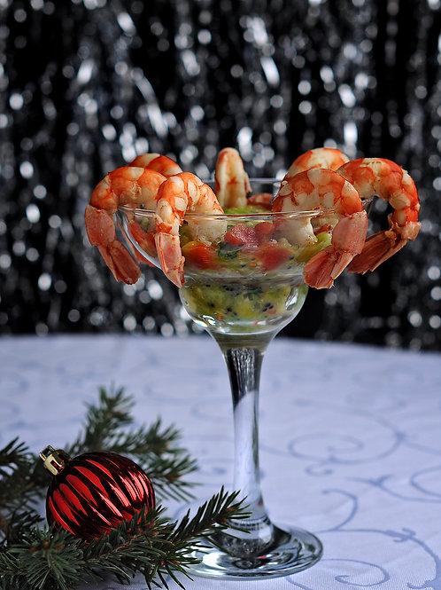 One (1) lb. Shrimp Cocktail
