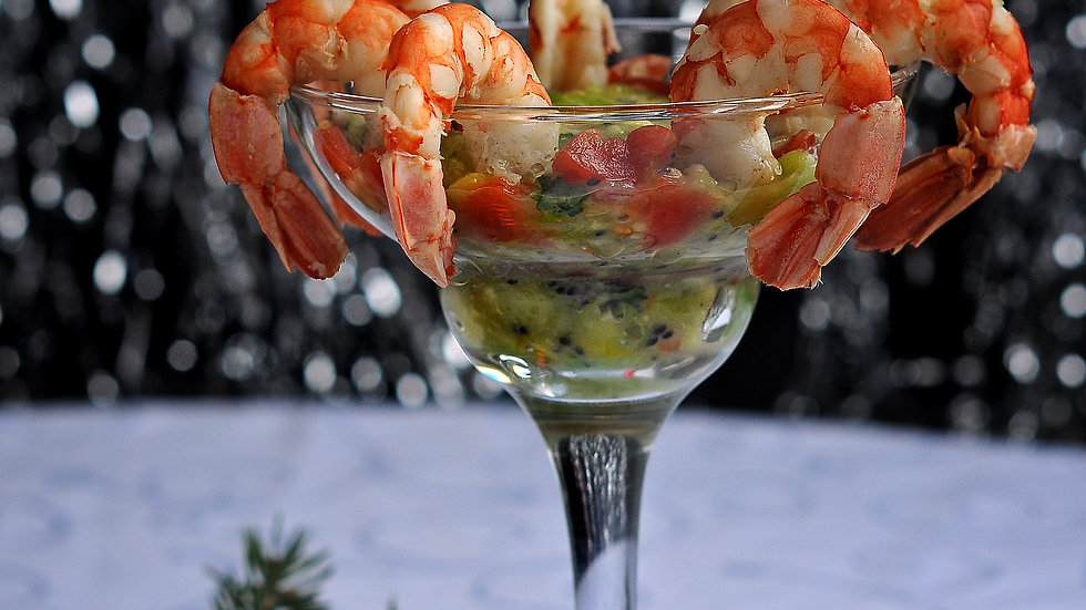 One (1) lb. Shrimp Cocktail