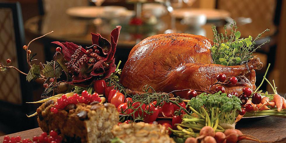 Thanksgiving Breakfast @ PINE