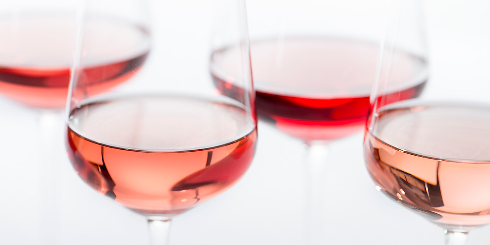 Run Away with Rosé Wine Dinner