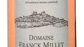 2018 Franck Millet Sancerre Rosé