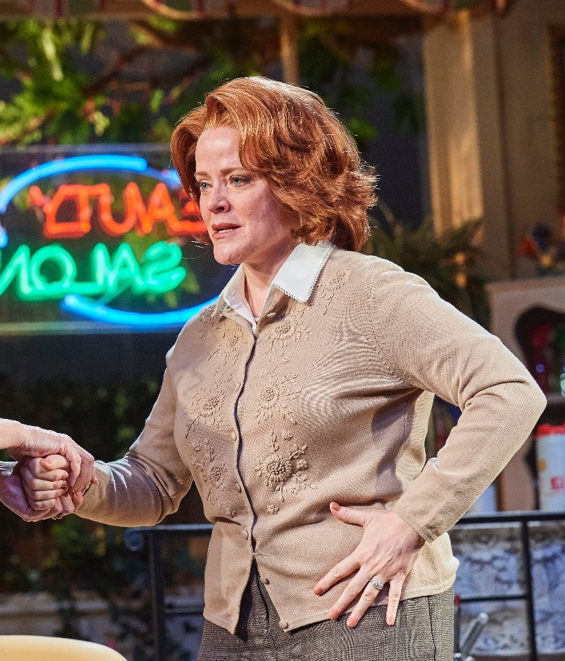 M'Lynn in Steel Magnolias, Cleveland Playhouse