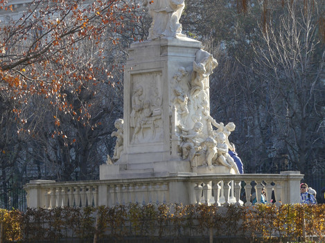 Monument Mozart