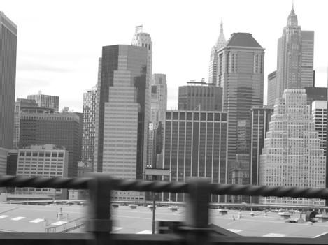 Manhattan from Atlantic Ave, Brooklyn