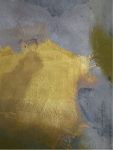 Sting of Honey (in Prince), acrylic, oil, linen