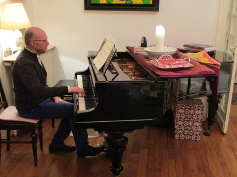Pianist-Composer