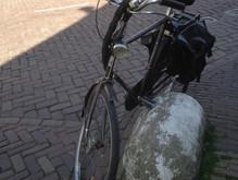 My bike after bike crash