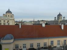 Vienna from MUMOK