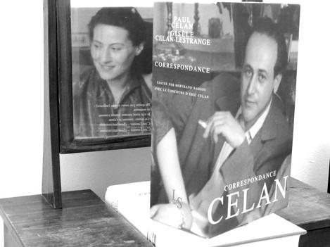 Correspondance  Paul Celan - Gisèle Celan Lestrange