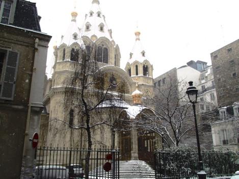 Russian Orthodox Church, Paris