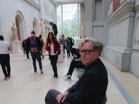 Me at Met