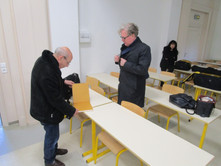 Dans la Salle Celan with Eric Celan