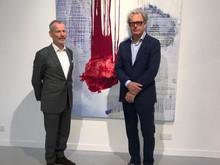 Gallery director Jaap Röell