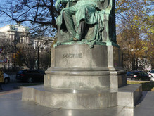Monument Goethe