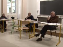 Seminar in Salle Celan