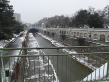 Bridge in Stadtpark