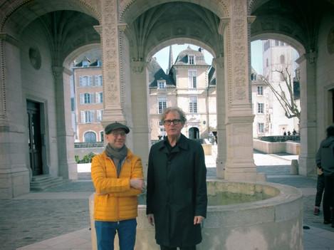In Chateau de Pau