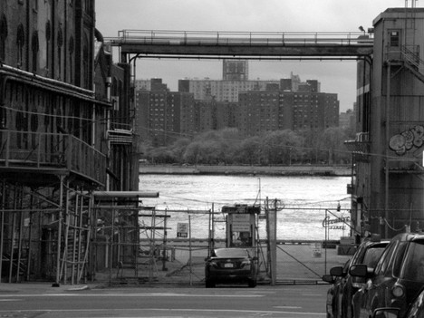 View on East River