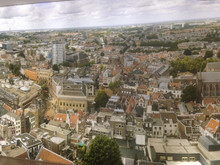 Utrecht, North View from Dom Tower