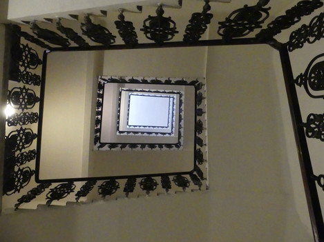 Viennese Staircase