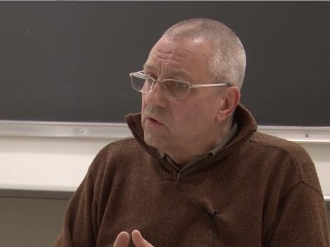 Bertrand Badiou, Teacher-researcher at École Normale Supérieure