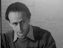 'Displaced, Paul Celan in Wien', 1947 - 1948