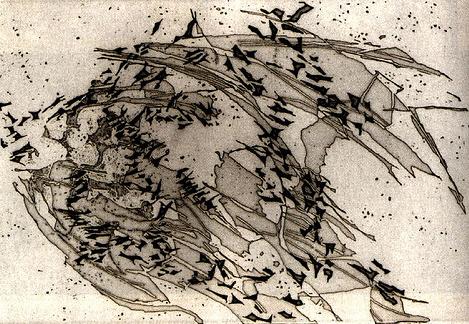 Gravure, Gisele Celan-Lestrange