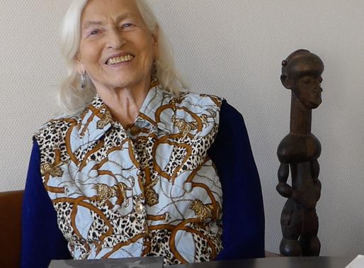 Ruth Meyer, choreografe, danser, filmmaker