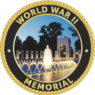 World War 2 Memorial Challenge Coin