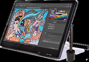 15.6 Pen and Touch Monitor - Art by: https://unsplash.com/photos/uMWHwGdgbsA?utm_source=unsplash&utm_medium=referral&utm_content=creditShareLink