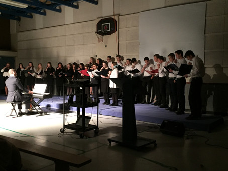 Abbotsford - Winter Concert