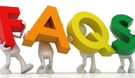 Senior Exhibition Project FAQ