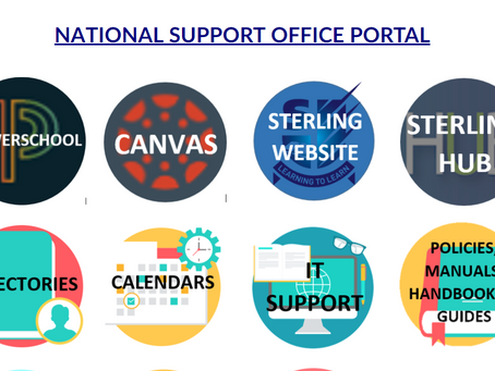Sterling NSO Canvas Portal!